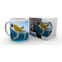 Queen Wembley Mug