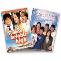 Summer Heights High & We Can Be Heroes DVD