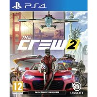 Ex-Display The Crew 2 PS4 Game Used - Like New
