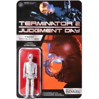 T1000 Officer with Hole In The Head (Terminator 2) ReAction Action Figure