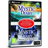 Mystic Diary 1 and 2 The Hidden Mystery Collectives Game