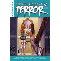 Grimm Tales Of Terror: Volume 1