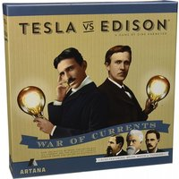 Tesla vs. Edison War of Currents Board Game