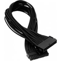 Phanteks 24-Pin ATX Cable Extension 50cm Sleeved Black
