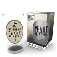 Peaky Blinders By Order Of Large Glass
