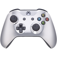 Xbox One S Controller - Chrome Silver