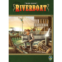 Riverboat Board Game