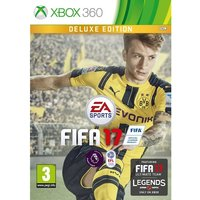FIFA 17 Deluxe Edition Xbox 360 Game