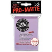 Ultra Pro Pro Matte Deck Protectors Lilac - Pack of 12