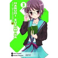 The Melancholy of Haruhi Suzumiya, Volume 3