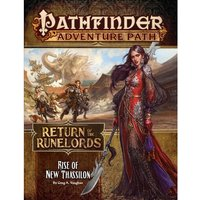 Pathfinder Adventure Path: Rise of New Thassilon - Return of the Runelords 6 of 6