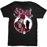 Ghost HiRed Possession Mens Blk TS: XL