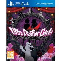 Danganronpa Another Episode Ultra Despair Girls PS4 Game