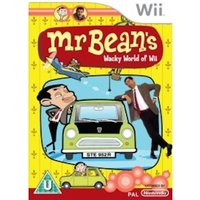 Mr Beans Wacky World Of Game