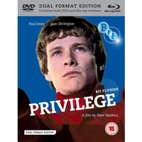 Privilege Blu-ray & DVD