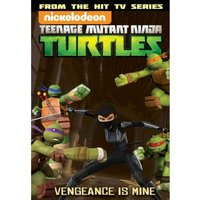 Teenage Mutant Ninja Turtles (TMNT) Animated Series - Vengeance is Mine (Volume 6) - Paperback