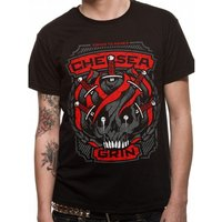 Chelsea Grin - Ashes Men's Small T-Shirt - Black