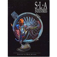 SLA Industries RPG - Created by Dave Allsop