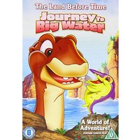 The Land Before Time Series 9 Journey To Big Water DVD