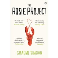 The Rosie Project : THE PERFECT ROMCOM TO READ THIS VALENTINE's DAY. Don Tillman 1
