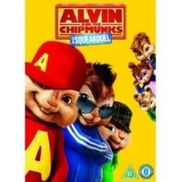 Alvin And The Chipmunks 2 - The Squeakquel DVD