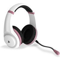 4Gamers PRO4-70 Rose Gold Edition Stereo Gaming Headset (White) for PS4