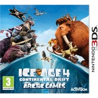 Ice Age 4 Continental Drift Game 3DS