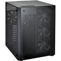 Lian-Li PC-O8WX ATX Cube Case Black