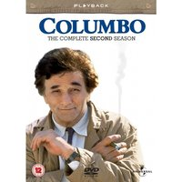 Columbo: Complete Season 2 Box Set DVD