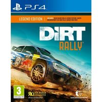 Dirt Rally Legend Edition PS4 Game + Dirt Rally T-Shirt