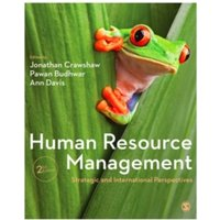 Human Resource Management : Strategic and International Perspectives