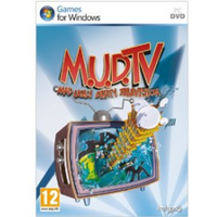M.U.D. (MUD) TV Mad Ugly Dirty Television Game