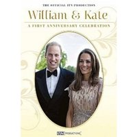 William & Kate A First Anniversary Celebration DVD