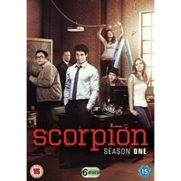 Scorpion - Season 1 DVD