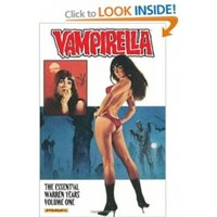 Vampirella The Best of the Warren Years TP