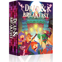 Dead & Breakfast Card Board Game