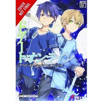 Sword Art Online Volume 9 Alicization Beginning