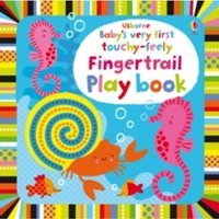 Baby's Very First Finger Trail Playbook