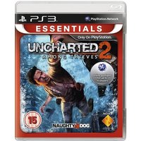 Uncharted 2 Among Thieves Game (Essentials)