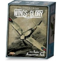 Wings of Glory WW2 Rules and Accessories Pack