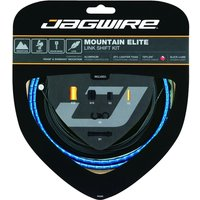 Jagwire Mountain Elite Link Shift Cable Kit Blue
