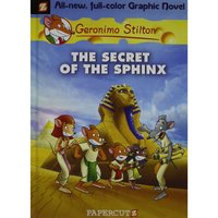 Geronimo Stilton Graphic Novels 2 The Secret of the Sphinx