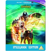 Goosebumps - Steelbook [Blu-ray]