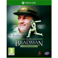 (Pre-Owned) Don Bradman Cricket Xbox One Game