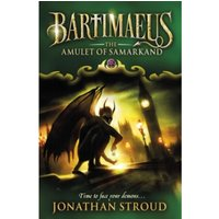 The Amulet Of Samarkand by Jonathan Stroud (Paperback, 2010)