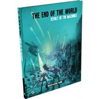 The End of the World RPG Revolt of the Machines