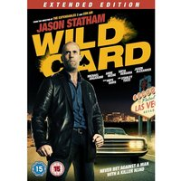 Wild Card: Extended Edition DVD