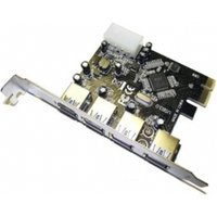 DYNAMODE 4 Port USB3.0 PCIe card