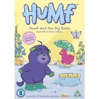 Humf Volume 2 Humf and the Big Boots DVD
