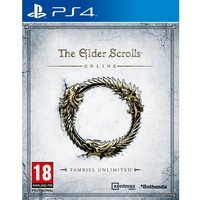 The Elder Scrolls Online Tamriel Unlimited PS4 Game with Explorer Pack DLC + Printed Map
